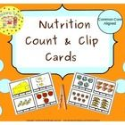 These cards are terrific for Math Centers – A Hands-On Activity your kiddos will love!  Count & Clip Cards allow learners to practice counting....