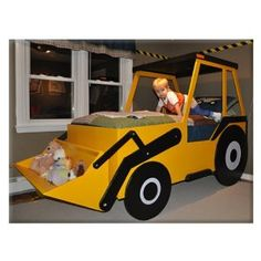 Front End Loader Bed - Woodworking Plans - Amazon.com - love!