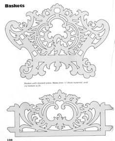 Woodworking Scroll Saw Patterns Free There are plenty of beneficial hints pertaining to your woodworking ventures located at http://www.woodesigner.net
