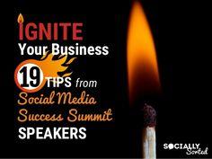 19 Social Media Success Summit Quotes to Ignite Your Busi...