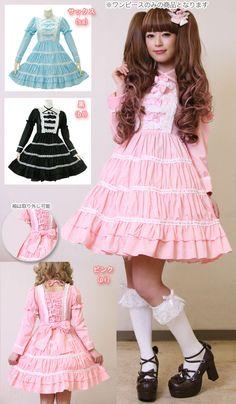 l096 - Dress - Lolita