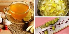 3 ingrediënten die verstopte slagaders, vetgehalte in het bloed, infecties en verkoudheid genezen!