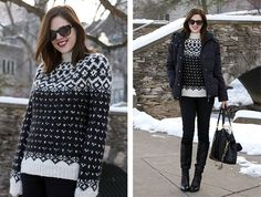 What I Wore: Black Sheep by What I Wore, via Flickr