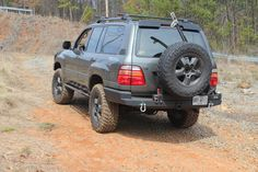 PFRAN's UZJ100 (2002 Land Cruiser 100 Series) - Expedition Portal