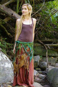 Pixiegirl Felt Clothing by Sarah-Maria | Flickr: Intercambio de fotos