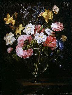 File:Juan de Arellano- flowers in a vase.jpg