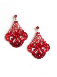 New! Swarovski crystal jewelry by Tarina Tarantino, now at Frederick's of Hollywood.