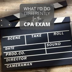 407 best cpa exam images on pinterest colleges career goals and when studying for the cpaexam candidates are always learning from their own as fandeluxe Image collections