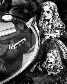 Alice in Wonderland - Drink Me, 1998 by Abelardo Morell Alice Sweet Alice, Go Ask Alice, Still Life Photography, Artistic Photography, Fantasy Photography, Book Photography, Cuba, Museum Art Gallery, Were All Mad Here