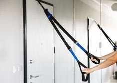 BodyNetics© Original Suspension Straps Trainer SAFE&STRONG max350kg EU Brand