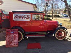1929 Ford Model A Sedan Delivery | rare-autos.com