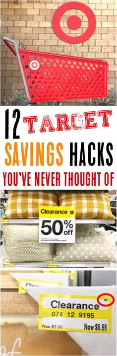 How to save money at Target!  These saving tips will help you have a grocery list on a budget!  Target also has home decor ideas for cheap, perfect for frugal living!