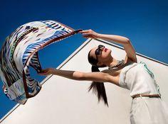Fashion photography by Jean-Daniel Lorieux.