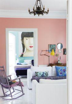 Hjemme hos Charlotte Gueniau fra interiørfirmaet Rice | Boligmagasinet.dk