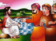 """Um Amigo Poderoso   Marcos 7.31-37     Para Memorizar:   """"É me dado todo o poder no céu e na Terra."""" Mateus 28.18   Objetivos da Lição: ..."""