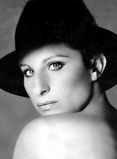 Francesco Scavullo portrait of Barbra Streisand