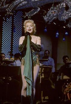 "Marilyn Monroe, ""Bus Stop"". Photo by Milton Greene, Marylin Monroe, Marilyn Monroe Poster, Marilyn Monroe Movies, Marilyn Monroe Photos, That Old Black Magic, Velvet Sky, Milton Greene, Imperfection Is Beauty, Gentlemen Prefer Blondes"