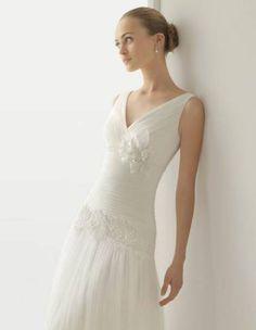 Vestido de novia Rosa Clará 2013, Colección Soft [Fotos]