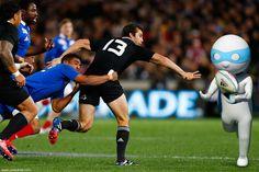 On soutient le #XVdeFrance pour leur quart de finale ! #NZLFRA 