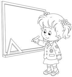 Back to School Coloring Pages - Sarah Titus Free Kids Coloring Pages, School Coloring Pages, Disney Coloring Pages, Coloring Pages To Print, Coloring Pages For Kids, Coloring Sheets, Colouring Pics, Doodle Coloring, Coloring Books