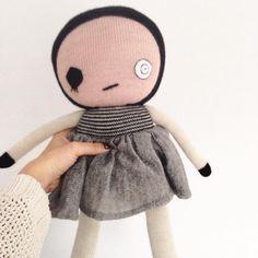 Bad Eye Lilly by Lucky Boy Sunday. Häsel und Gretel online concept store for children haselundgretel.at