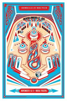 Kii Arens The Who Poster
