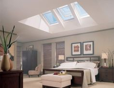 Ordinaire Get Inspired With These Great Skylight Ideas!! Let ALL ABOUT ROOFING Assist  You With