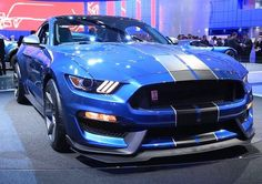Ford Shelby GT350R Mustang | 2015 NAIAS