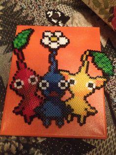 Pikmi perler beads by xXXxNightShadexXXx