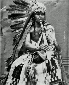 Black Eagle - Nez Perce 1900