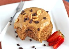 Haven't tried microwave cake yet? Start with this Single-Serving Peanut Butter Microwave Cake.