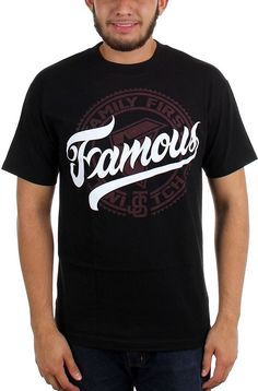 6832f0b3e59 Famous Stars and Straps Storm Raglan Athletic T-Shirt | Famous Stars ...