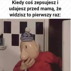 Read from the story Memy i memiątka 4 by pedalsko (ʙᴇᴋꜱᴀ) with 289 reads. Funny Lyrics, Funny Quotes, Hahaha Hahaha, Polish Memes, Funny Mems, True Memes, Wtf Funny, Read News, Best Memes