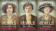 Books to read before seeing SUFFRAGETTES