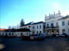 Bogenschießen Modeschule Schloss Hetzendorf