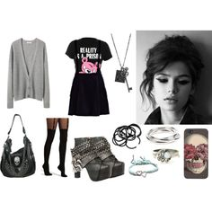 """Perfect Weapon"" by bvbzombies98 on Polyvore"