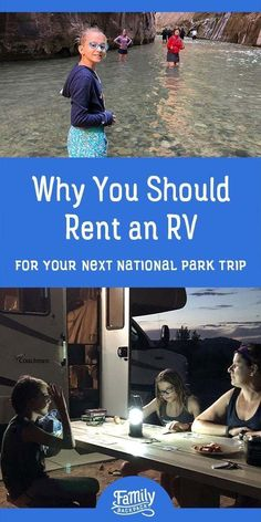 Renting an RV is hands-down, the best option for traveling to national parks in the USA. By skipping out on expensive hotels, you'll be able to save money & time, convene with nature, educate your children, minimize packing and more! With a hotel-on-wheels, you'll be able to cover more area and explore more national parks and nearby destinations! Check out our tips on renting an RV for your next National Park vacation. #Nationalparks #RentinganRV #TravelTips #WithKids #FamilyFun
