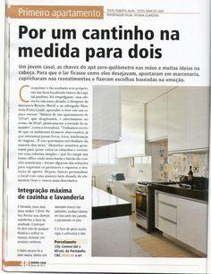 Revista Minha Casa Março 2012  Apto Perdizes