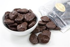Have an incredible craving for chocolate-covered banana chips right now!