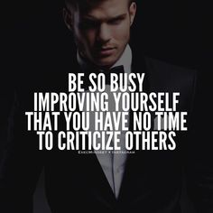 "Success quotes: ""Criticism is not in the play book, when you're too focused on improving yourself Quote: Chetan Bhagat – Image: U – Quotes Wisdom Quotes, Quotes To Live By, Me Quotes, Motivational Quotes, Inspirational Quotes, Qoutes, Couple Quotes, Belief Quotes, Music Quotes"