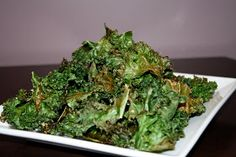 The Sweets Life: Kale Chips