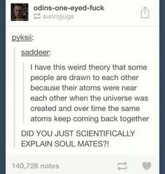 The scientific explanation for soul mates