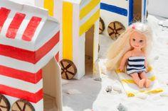 Kleurrijke strandhuisjes en leuke souvenirdoosjes: met deze leuke knutselideeën haal je meteen de zomer in huis!