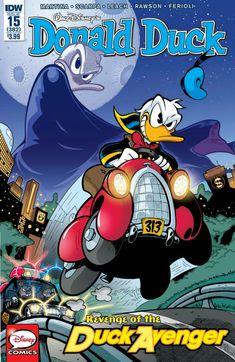 Donald Duck : Revenge of the Duck Avenger (Paperback) (Dick Kinney & Guido Martina & Knut Naerum) Toy Story Party, Toy Story Birthday, Disney Duck, Walt Disney, Disney Art, Comics Und Cartoons, 1970s Cartoons, Classic Cartoons, Toy Story Quotes