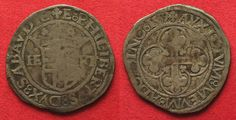 1559 Italien - Savoyen SAVOIA 4 Grossi 1° Tipo 1559 EMANUELE FILIBERTO mistura BB # 94874 ss