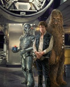 bollux-blue-max-han-solo-and-chewie-by-chris-trevas.jpg (542×675)