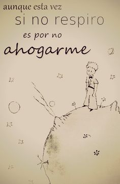 El Principito Little Prince Quotes, The Little Prince, Love Film, Wise Words, Decir No, Me Quotes, Nostalgia, Memories, Thoughts