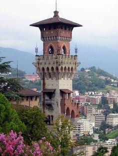 Lugano, Switzerland 🇨🇭, Lugano belong to Tessin. One of the best place. Lugano, Beautiful Sites, Beautiful Places, Places To Travel, Places To See, Travel Around The World, Around The Worlds, Beaux Villages, Belle Villa