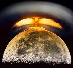 El programa consistía en hacer detonar una bomba atómica, de una potencia similar a la que fue lanzada sobre la ciudad japonesa de Hiroshima en el año 1945, sobre el limbo lunar, cuando nuestro satélite presentara la fase de plenilunio, así de esta forma el hongo nuclear estaría iluminado por el Sol y su visión sería aún más terrorífica.
