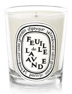 Feuille de Lavande / Lavender Leaf, Dyptique Paris | #adoredecor #homedecor #decor